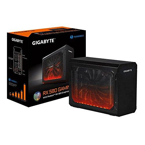 GIGABYTE Gaming Box RX 580 8G Graphic Card eGPU (GV-RX580IXEB-8GD)