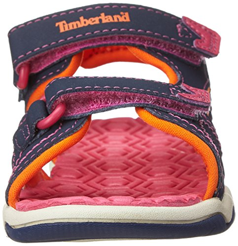 Timberland Adventure Seeker 2 Strap - Sandalias para hombre NVY/PNK BLUE
