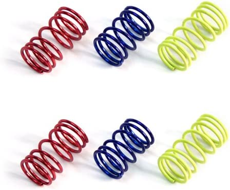 Atomik RC Performance Spring Tuning Set-A 3pcs fits the Traxxas 1//16 Slash 4x4 and Other Traxxas Models