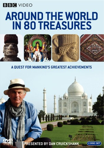 Around the World in 80 Treasures Various BBC Home Entertainment 3997180 Movie
