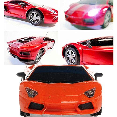 JUA PORROR 1/24 Drift Speed Radio Remote Control RC RTR Racing Car Truck Kids Toy Xmas Gift