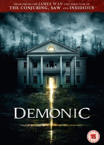 Demonic (2015) [ NON-USA FORMAT, PAL, Reg.2 Import - United Kingdom ] (Best Rated Canon Camera)