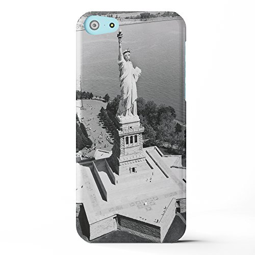 Koveru Back Cover Case for Apple iPhone 5C - Statue of Liberty New York