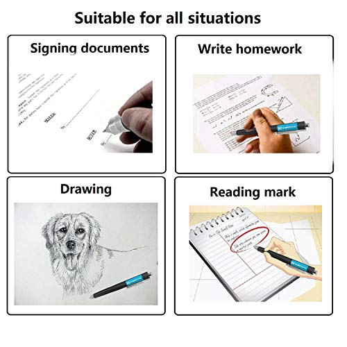 Buy pen for writing notes