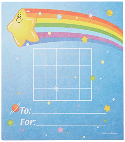 Mini Incentive Charts Rainbow - Chart Homework Incentive