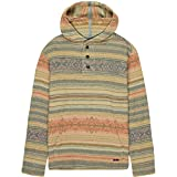 Faherty Pacific Hooded Poncho - Men's Neskowin, L