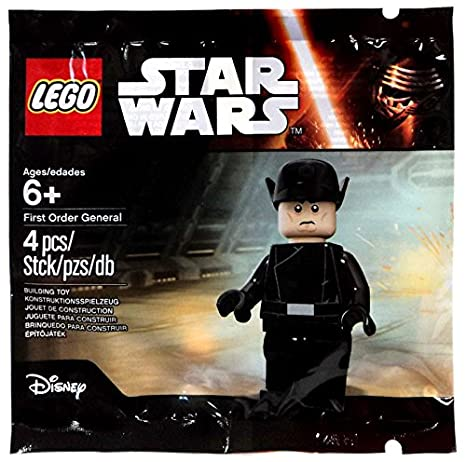 Wars 5004406 General Lego Collector Polybag Star First Order oBxerCWd
