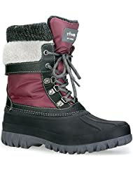 Cougar Womens Creek Boot in Cabernet