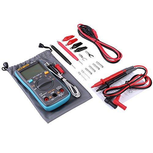 ANENG AN8002 True-RMS Digital Multimeter autorangeing AC/DCOhm Current Meter 6000 Counts by Hilitand