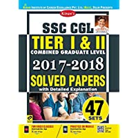 Kiran's SSC CGl Tier I & II 2017 & 2018 Solved Papers English - 2211