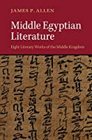 Middle Egyptian Literature: Eight Literary Works