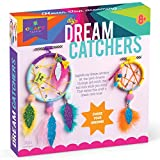 Craft-tastic - DIY Dream Catchers - Craft Kit Makes 2 Dream Catchers
