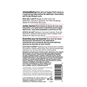 All About Curls Bouncy Cream, Free of SLS SLES Sulfates, Silicones and Parabens, Color-Safe, 5.1-Ounce (Tamaño: 5.1000 Fl Oz)