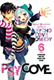 Psycome, Vol. 6 (light novel): A Murderer and the Deadly Love Affair