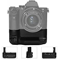 PIXEL Vertax AG-C2 Battery Grip for Sony A7SII/A7RII/A7II camera with NP-FW50 Battery Maganize and NP-FW50 Battery Maganize