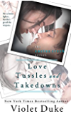 Love, Tussles, and Takedowns (Cactus Creek Book 3)