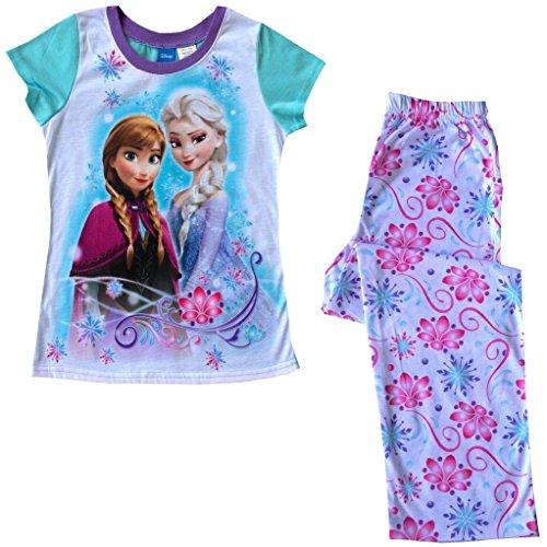 DISNEY Frozen Girls Piece Pajama