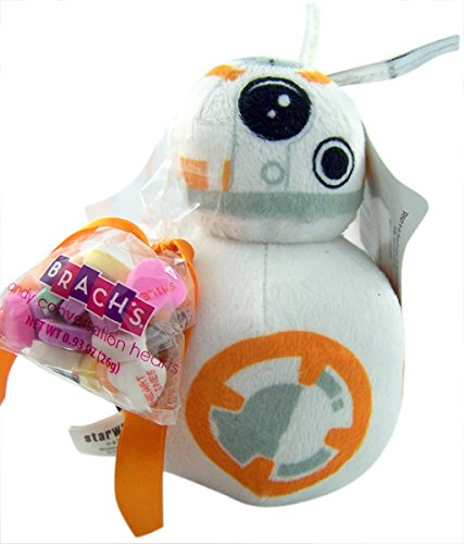 Star Wars Be Mine Valentine BB8 Plush