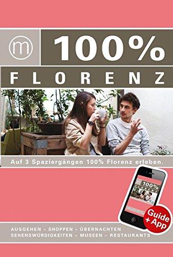 100% Cityguide Florenz inkl. App