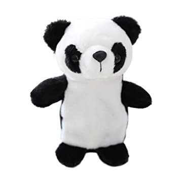 Peluches Juguetes, inkach Talking Panda repite WHAT YOU SAY hablar Record niños peluche juguete regalo