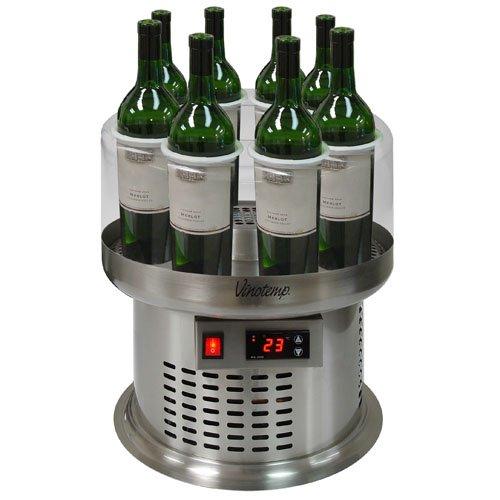 Vinotemp VNTVT-8WC-OP 8-Bottle Open Wine Cooler by Vinotemp
