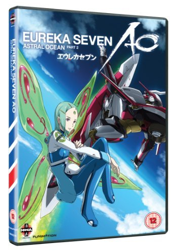 Eureka Seven - Astral Ocean: Part 2 [DVD]