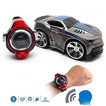 a427d780b24 Newest Children Gift!!!! 6CH Smart Watch Remote Control Voice ...