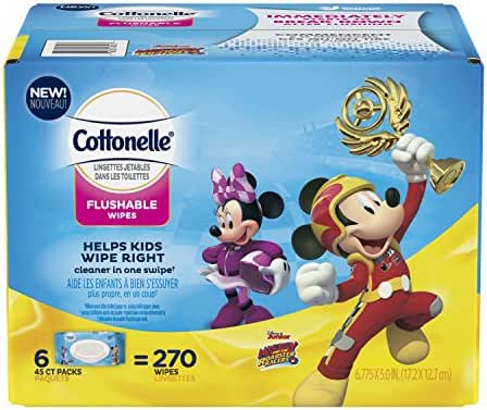 Toddler Wipes: Cottonelle