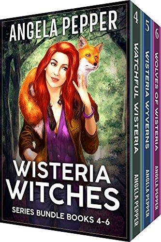 Wisteria Witches Series Bundle Books 4-6 (Collection Wisteria)