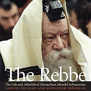 The Rebbe Hörbuch