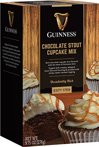 In the Mix Guinness Cupcakes Kit, Chocolate, 9 Ounce