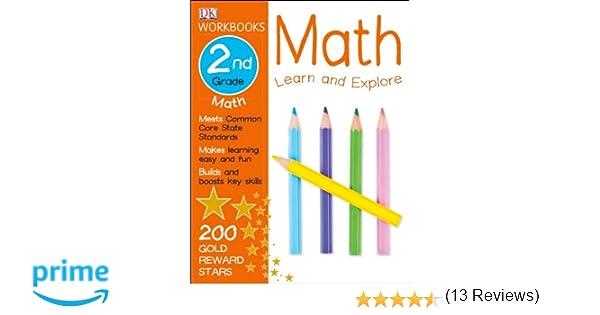 Workbook 2nd grade spelling worksheets : DK Workbooks: Math, Second Grade: DK Publishing: 0790778017347 ...