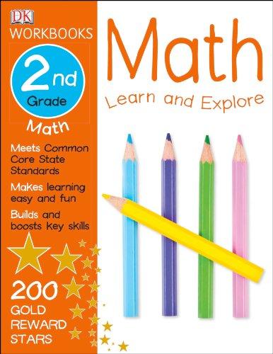 2nd Grade Math Workbooks (DK Workbooks: Math, Second Grade)