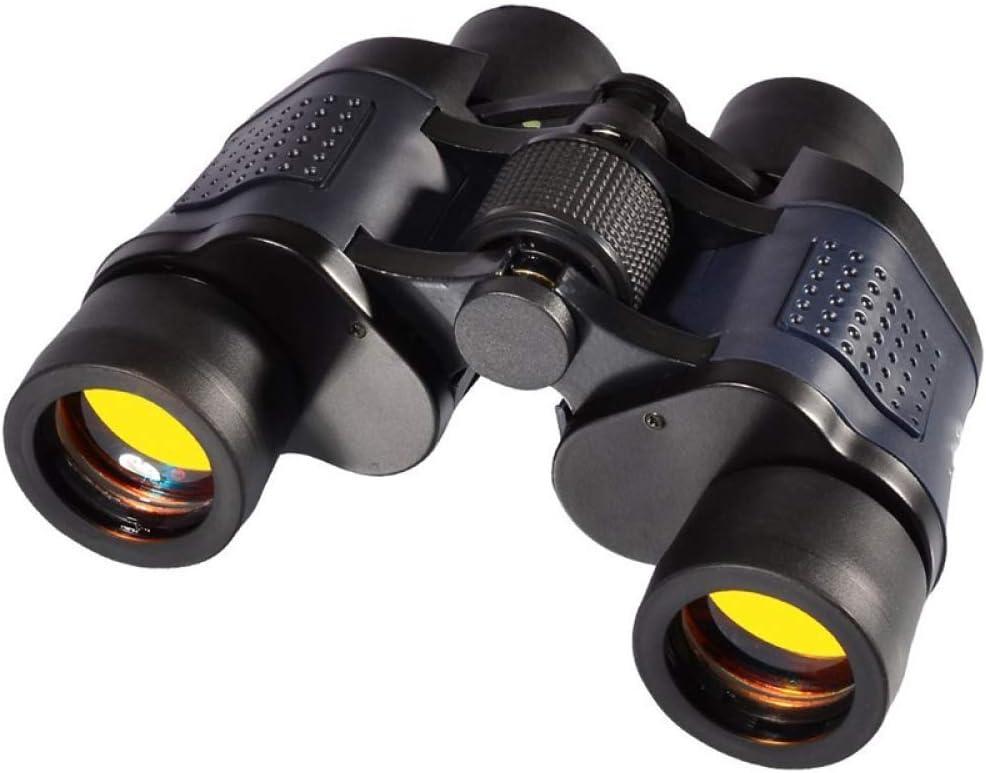 BINGFANG-Wastronómico Telescopio Alta claridad telescopio 60X60 prismáticos Alta Definición el 10000M de Alta Potencia for el Aire Libre óptica de visión Nocturna Binocular Fijo Zoom, Telescopio