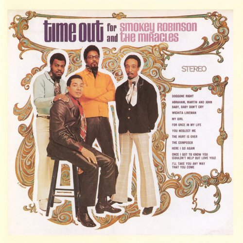 Time Out For Smokey Robinson &...