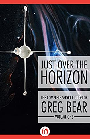 book cover of Just Over the Horizon