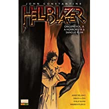 Hellblazer: Origens - Volume 8: A Horrorista & Sangue Ruim