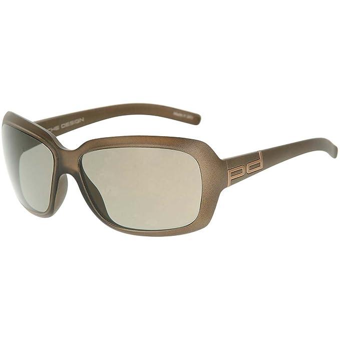 Amazon.com: Porsche Design Unisex P8521 anteojos de sol ...