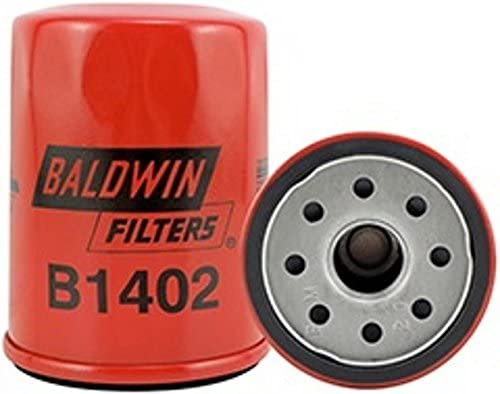 Baldwin B1402 Lube Spin-On Filter Pack of 3