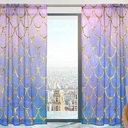 Deal of the week: senya Sheer Voile Curtains
