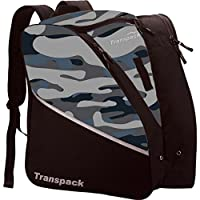 Transpack Edge Junior Ski Boot Bag (Dark Camo)