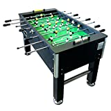 Foosball Soccer 55' Table Competition Sized Fooseball Soccer Table 132 Pounds Top Class