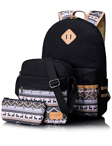 Leaper Casual Lightweight Shoulder Backpack product image