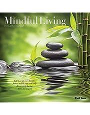 Mindful Living 2021 Square Wall Calendar