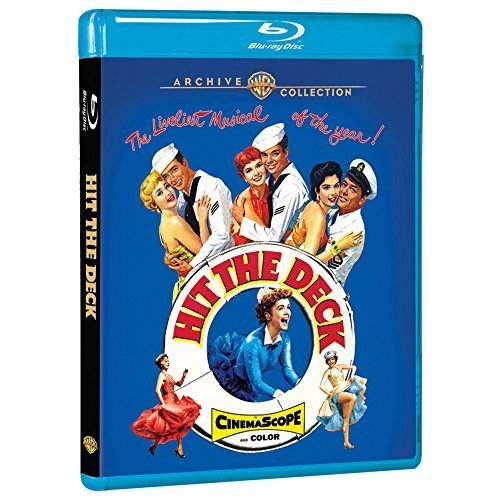 Hit the Deck (1955) [Blu-ray] by Warner Archive Collection