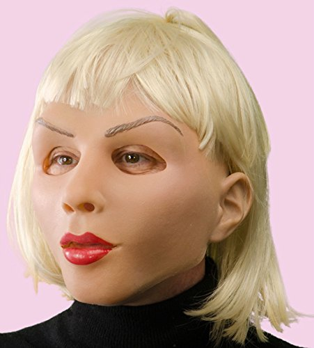 Loftus International Blonde & Beautiful Woman Super Soft Mask Novelty Item for $<!--$40.92-->