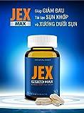 06 boxes x 30 Capsules Jex - Natural Joint Pain Relief - dau xuong khop viem khop