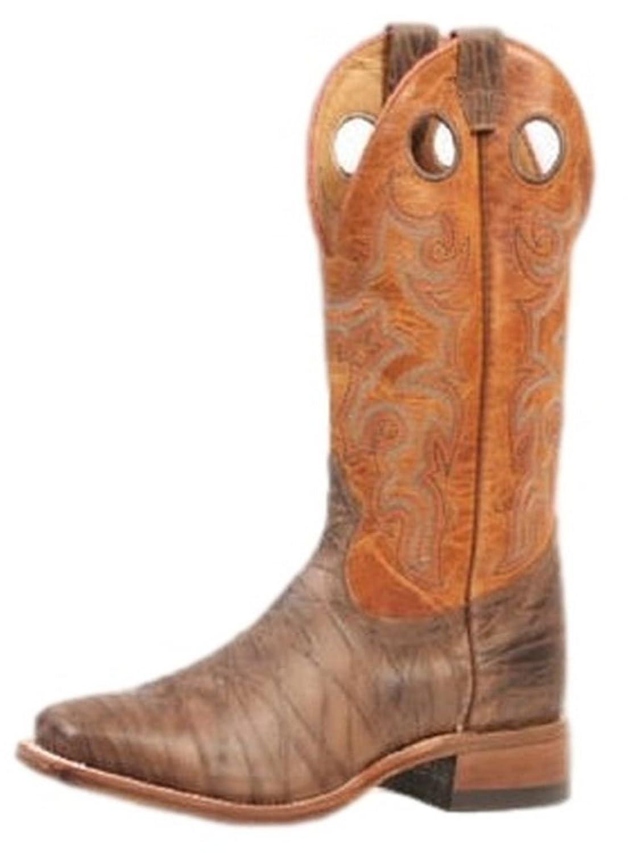 Boulet Men's Rio Delantero Piel Cowboy Boot Square Toe - 4746 ...