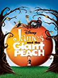 DVD : James and the Giant Peach