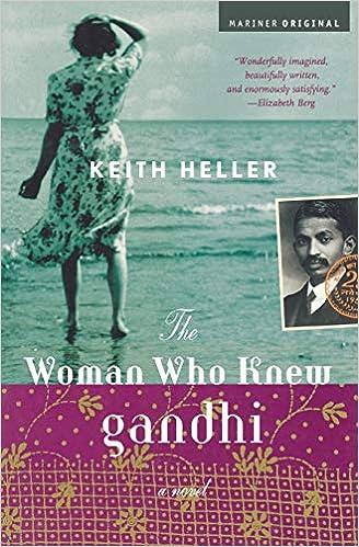 Amazon.com: The Woman Who Knew Gandhi: A Novel ...